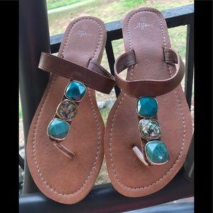 💚SOPHIE SUE sandals